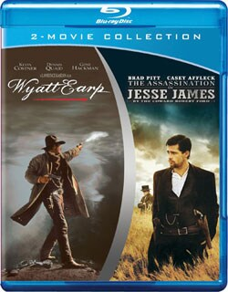 Wyatt Earp/The Assassination of Jesse James by the Coward Robert Ford (Blu-ray Disc) 7719077