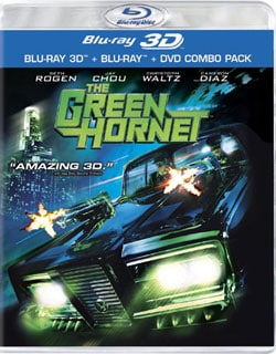 The Green Hornet 3D (BD/DVD Combo) (Blu-ray/DVD) 7719739