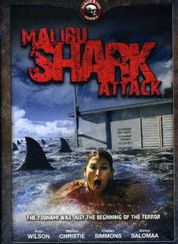 Malibu Shark Attack (DVD) 7725294