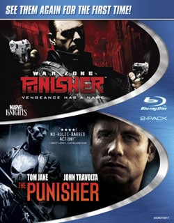 Punisher War Zone/Punisher (Blu-ray Disc) 7731894
