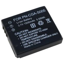 INSTEN Compatible Li-ion Battery for Panasonic CGA-S005E
