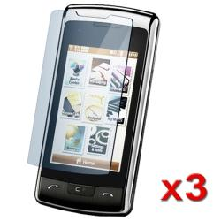 INSTEN 2-LCD Kit Screen Protector for LG enV Touch VX11000 (Pack of 3)