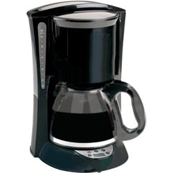Brentwood TS-218B 12-cup Black Coffeemaker 7739049