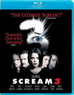 Scream 3 (Blu-ray Disc) 7739985
