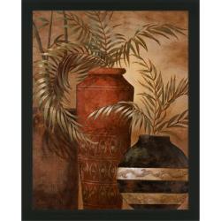Nan 'Exotic Vocation I' Framed Art Print