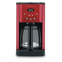 Cuisinart DCC-1200MR Brew Central Metallic Red 12-cup Programmable Coffeemaker 7745415