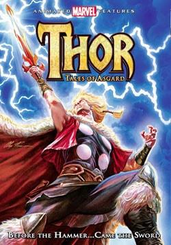 Thor: Tales of Asgard (DVD) 7753618