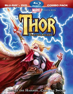 Thor: Tales of Asgard (Blu-ray/DVD) 7753619