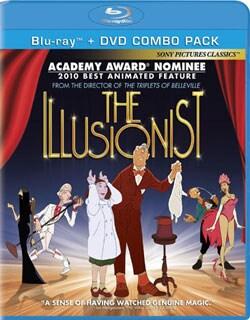 The Illusionist (BD/DVD Combo) (Blu-ray/DVD) 7753662