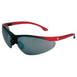 BTB 310 Red and Mirror Smoke Sport Sunglasses