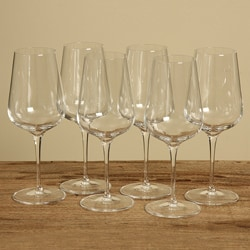 Luigi Bormioli Intenso 18.5-ounce Goblets (Set of 6)