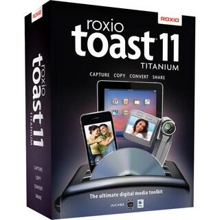 Roxio Toast v.11.0 Titanium - 1 User