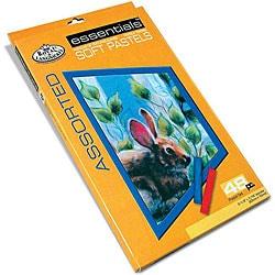 Assorted Soft Pastel 48-piece Set 7800501