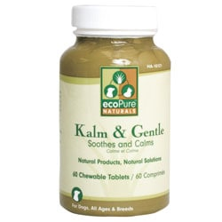 ecoPure Naturals Kalm and Gentle Supplements