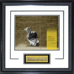 Steiner Sports Jack Nicklaus 'Concentration' White Framed 16x20 Photo