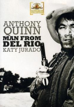Man From Del Rio (DVD) 7812176