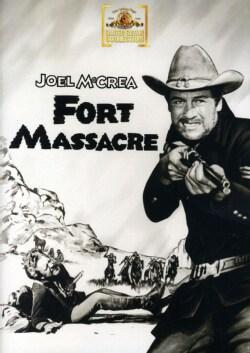 Fort Massacre (DVD) 7812199