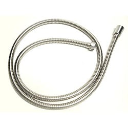 Vintage 59-inch Chrome Replacement Shower Hose