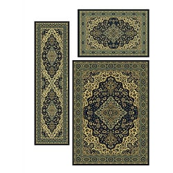 Caroline Medallion Rugs (Set of 3)