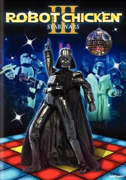 Robot Chicken Star Wars 3 (DVD) 7822140