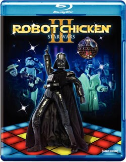 Robot Chicken Star Wars 3 (Blu-ray Disc) 7822141