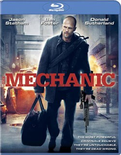 The Mechanic (Blu-ray Disc) 7826196