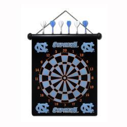 North Carolina Tar Heels Magnetic Dart Board 7829027