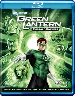 Green Lantern: Emerald Knights (Blu-ray Disc) 7833441