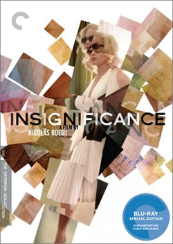Insignificance - Criterion Collection (Blu-ray Disc) 7833977