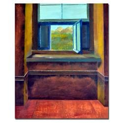 Michelle Calkins 'The Open Window' Canvas Art