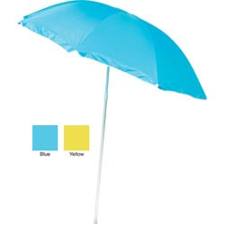 RainWorthy 70-inch Beach Umbrellas with Cases (Pack of 10)