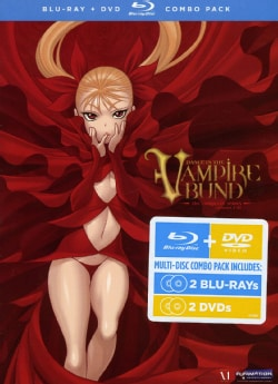 Dance in the Vampire Bund: Complete Series (Blu-ray/DVD) 7841839
