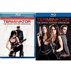 Terminator: The Sarah Connor Chronicles Seasons 1 & 2 (Blu-ray Disc) 7841868