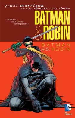 Batman & Robin: Batman Vs. Robin (Paperback) 7849505