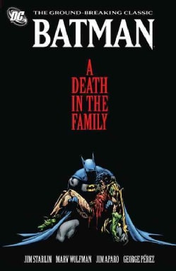 Batman: A Death in the Family (Paperback) 7849509