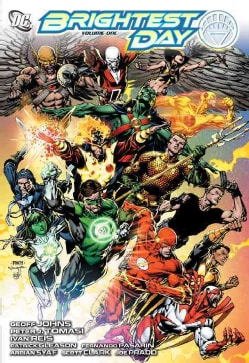 Brightest Day 1 (Paperback) 7849511