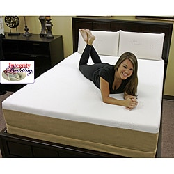 Orthopedic 8-inch 3-layer Full-size Latex Mattress