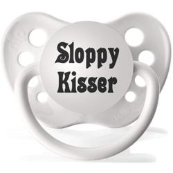 Personalized Pacifiers Sloppy Kisser Pacifier
