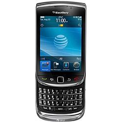 BlackBerry Torch 9800 Unlocked GSM Black Cell Phone (Refurbished)