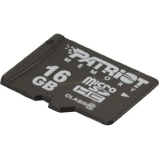 Patriot Memory 16GB microSDHC Class 10 Flash Card