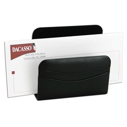 Dacasso Classic Leather Letter Holder 7860829