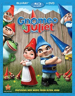 Gnomeo and Juliet (Blu-ray/DVD) 7863636