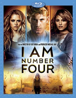 I Am Number Four (Blu-ray Disc) 7863639
