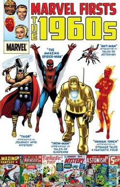 Marvel Firsts: The 1960s (Paperback) 7876862