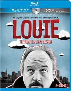 Louie: The Complete First Season (Blu-ray/DVD) 7882025