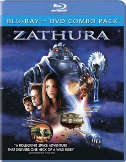 Zathura: A Space Adventure (Blu-ray/DVD) 7896797