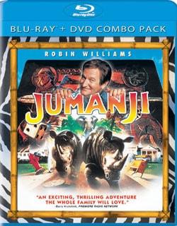 Jumanji (Blu-ray/DVD) 7896922