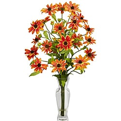 Silk 27-inch Cosmos Flower Arrangement 7907772