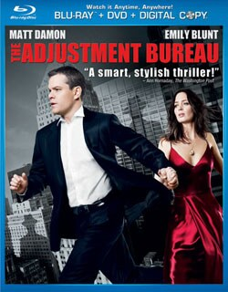 The Adjustment Bureau (Blu-ray/DVD) 7912143