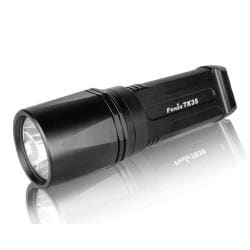 Fenix TK35 Black 820-lumen LED Flashlight